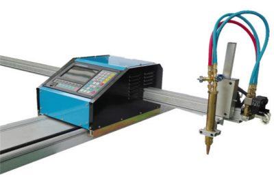 Izgatavots porcelāna plazmas sistēmā plazmas lāpa un galda griešanas griešanas metāla plazmas CNC mašīna