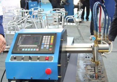 Gantry Type Double Driven CNC liesmas plazmas griešanas mašīna pārdošanā