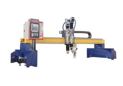 Zemas cenas CNC plazmas caurules griešanas mašīna krājumā