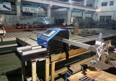 Metāla plaukta celts CNC liesmas plazmas griešanas mašīna