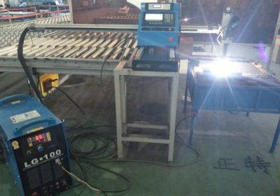 Automātiska portāls tipa CNC plazmas griešanas mašīna / lokšņu metāla plazmas griezējs