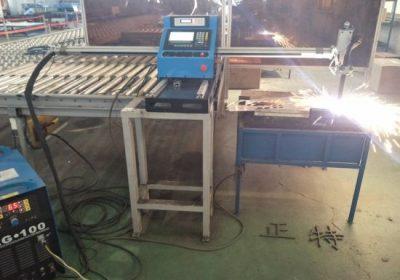 Gaisa gāzes skābekļa plūsmas cnc griešanas mašīna, CNC griezējs plazmā