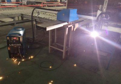 Mini šahtas CNC plazmas griešanas mašīna / CNC gāzes plazmas griezējs
