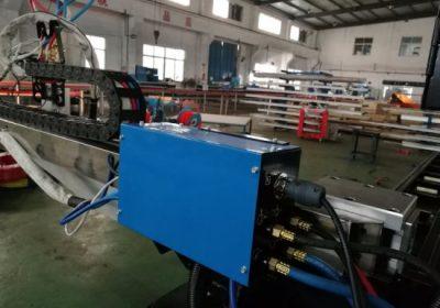 Gantry CNC gāzes plazmas griešanas mašīnas cena