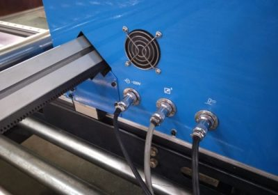 Gantry Type CNC plazmas griešanas mašīna, tērauda plākšņu griešanas mašīna plazmas griezējs