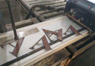 Augstas kvalitātes plazmas griešanas / CNC plazmas galdiņš populārākais produkts Āzijā