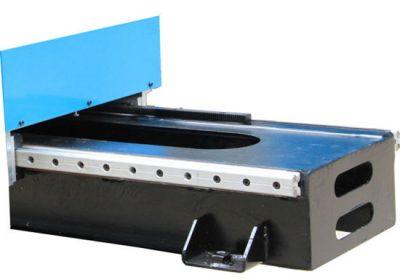 Liela izmēra Gantry plazmas griešanas metāla CNC plazmas griešanas mašīna Ķīnā